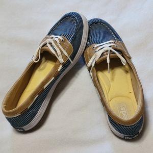 Keds Slip On Boat shoes